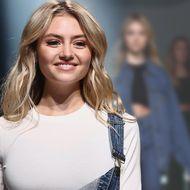Leni Klum: Fashion-Show-Auftritt in Berlin: Sie könnte Heidi kaum ähnlicher sein