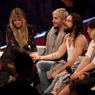 Heidi Klum und Tokio Hotel
