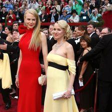 Heute sind sie erfolgreiche Schauspielerinnen, früher waren Nicole Kidman und Naomi Watts Schüler der North Sydney Girls High School.