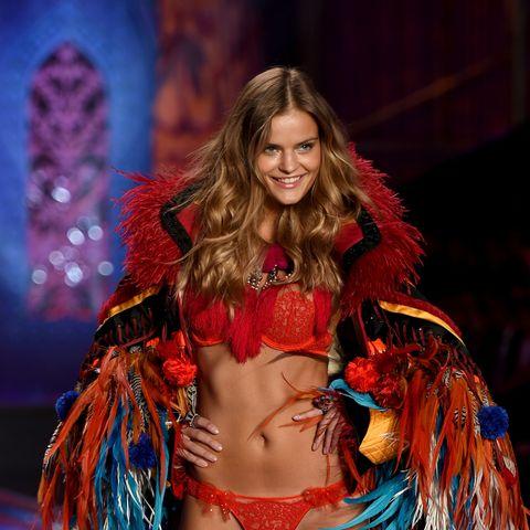 Victorias Secret Engel, Model Kate Grigorieva