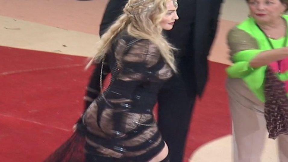 Das Schock-Outfit der Met Gala