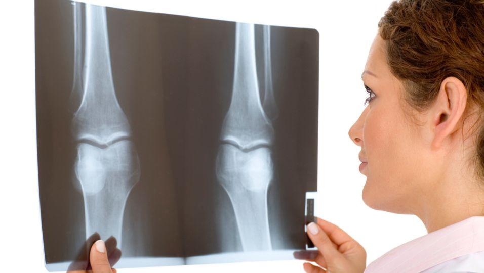 Untersuchungen - Richtige Diagnose bei Gelenkschmerzen