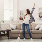 Wohnung putzen