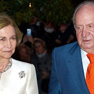 Juan Carlos und Sofia