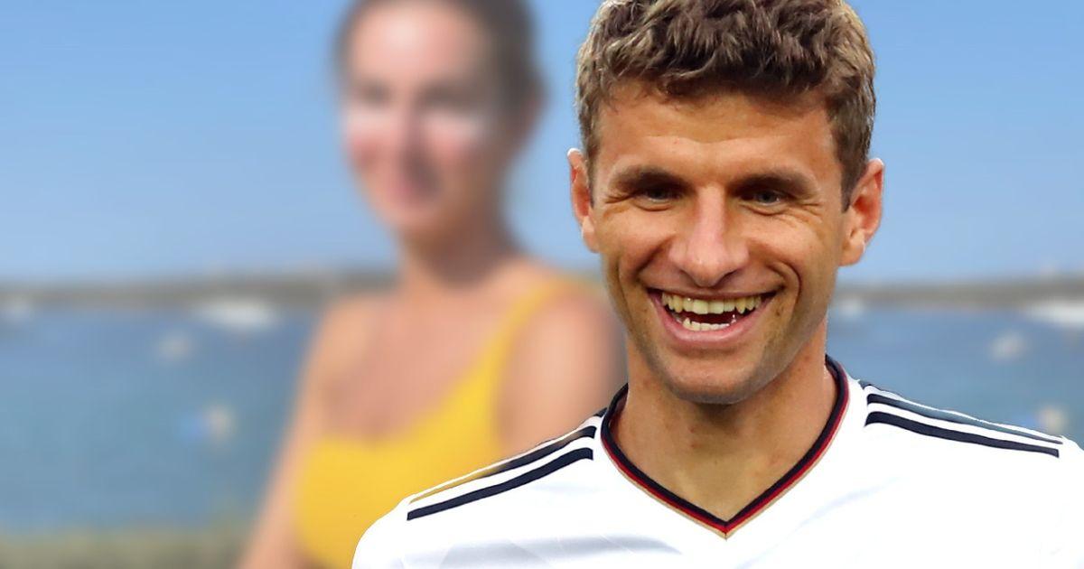 Thomas Müller: Urlaubsfotos! Er zeigt seine Fußnägel, Lisa ihren Traumkörper