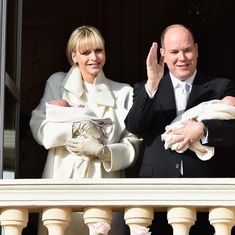 Charlene & Albert von Monaco
