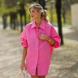 Darum sind Blusenkleider die Key Pieces für Frühling und Sommer