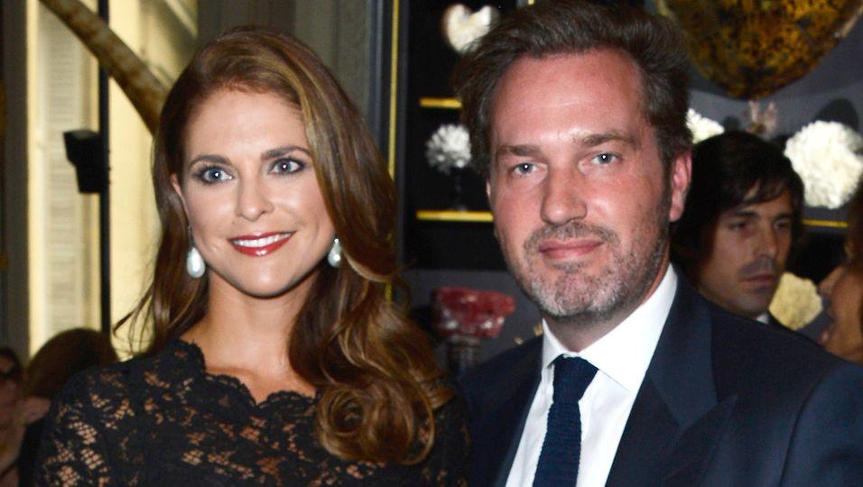 Madeleine von Schweden & Chris O'Neill