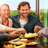 Schweizer Käse bringt uns gemeinsam an den Festtisch