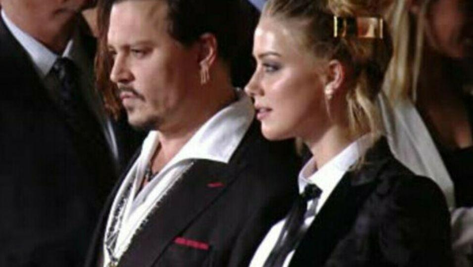 Wie Depp und Heard: Diese Promi-Paare waren nicht gut füreinander