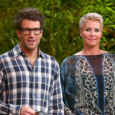 Daniel Hartwich and Sonja Zietlow