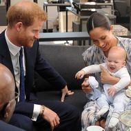 Prinz Harry & Herzogin Meghan - Süße Enthüllung! So überraschte Archie ihn zum Geburtstag