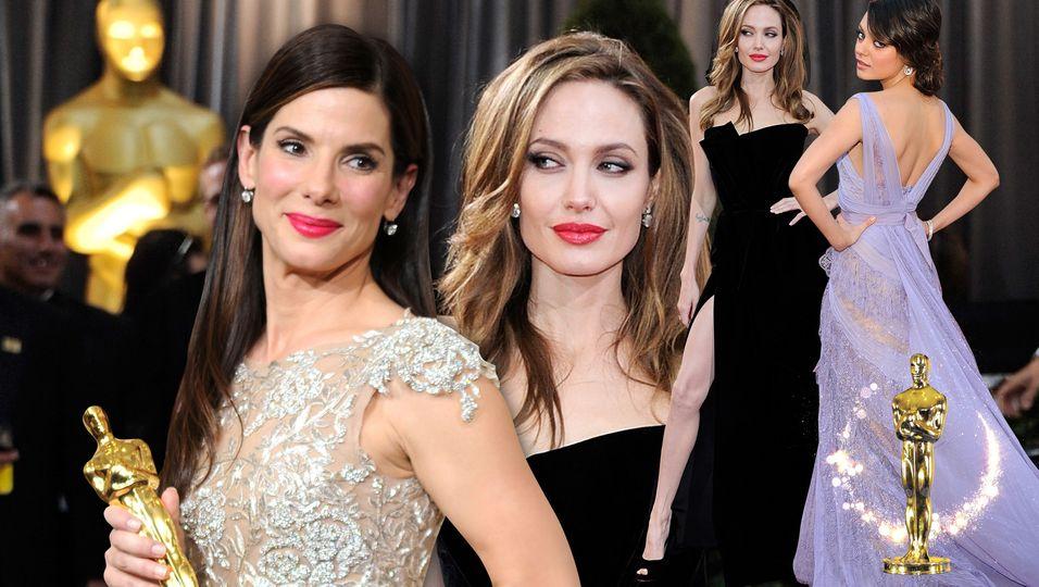 Hollywood-Glamour: Sie trugen die schönsten Oscar-Roben aller Zeiten