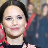 Sofia von Schweden: Royales Blau & Polka Dots: Sie bezaubert beim 1. Auftritt seit der Taufe