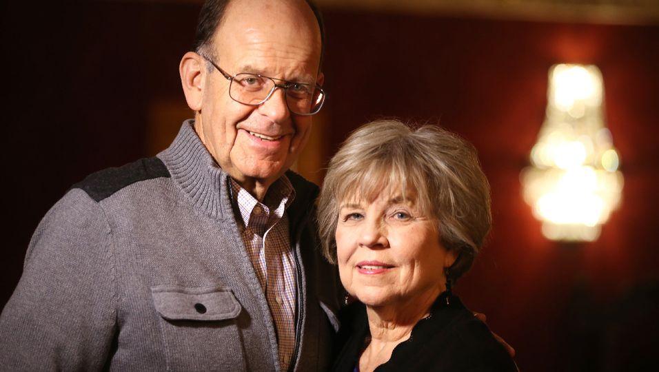 Nick und Diane Marson