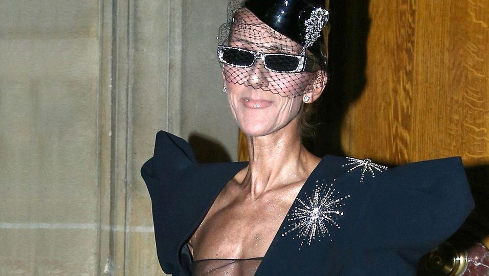 Nach besorgniserregenden Aufnahmen zeigt sie sich im gewagten Lady-Gaga-Look