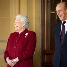 Queen Elizabeth lustige Momente