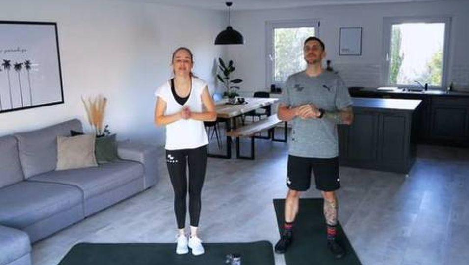 HIIT-Workout: 10 schnelle Übungen für einen Knackpo