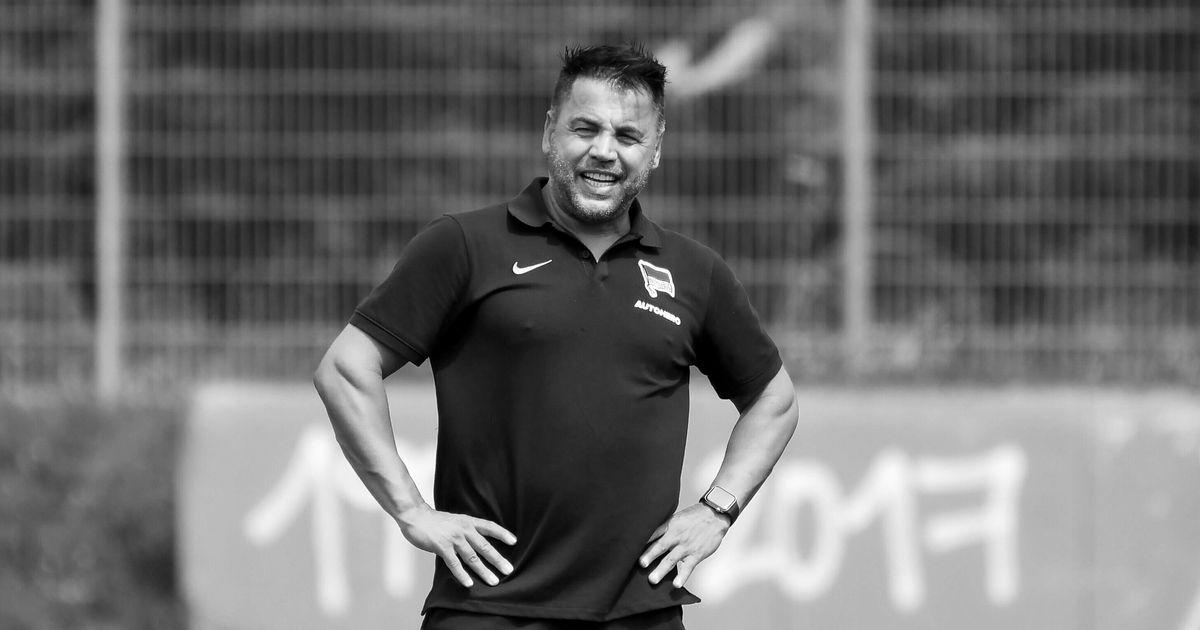 Levent Selim: Ex-Trainer von Hertha mit nur 48 Jahren verstorben
