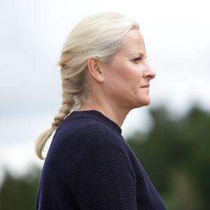 Mette-Marit von Norwegen: Manchmal schäme ich mich, dass ich krank bin