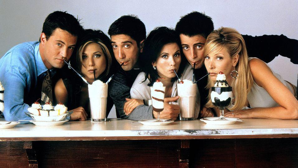 Ross, Rachel & Co.: So sehen die Stars heue aus
