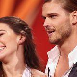 Lets Dance, Rurik Gislason und Renata Lusin