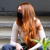 So pflegst du deine rotgefärbten Haare richtig