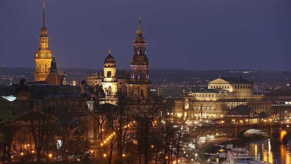 Anna von Sachsen, Residenzschloss Dresden