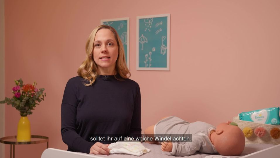 Wie finde ich die richtige Windel für Neugeborene?