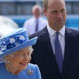 """Prinz William - Nach Sussex-Aus: Er ist der """"vertrauenswürdige Leutnant"""" der Queen"""