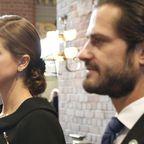 Madeleine & Carl Philip von Schweden