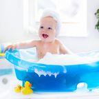 Baby, Baby Hygiene, Baby sauber