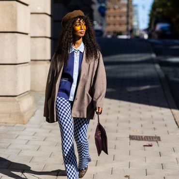 Muster Street Style