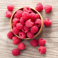 Himbeeren-Obst