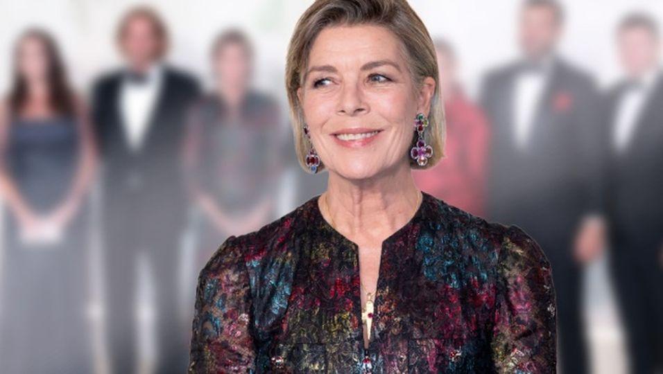 Feiern mit der Hollywood-Prominenz – und sie verzaubert alle