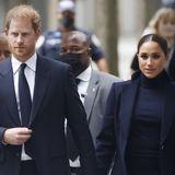 """Prinz Harry & Herzogin Meghan: Biograf: Diese Entscheidung machte William """"fassungslos"""""""