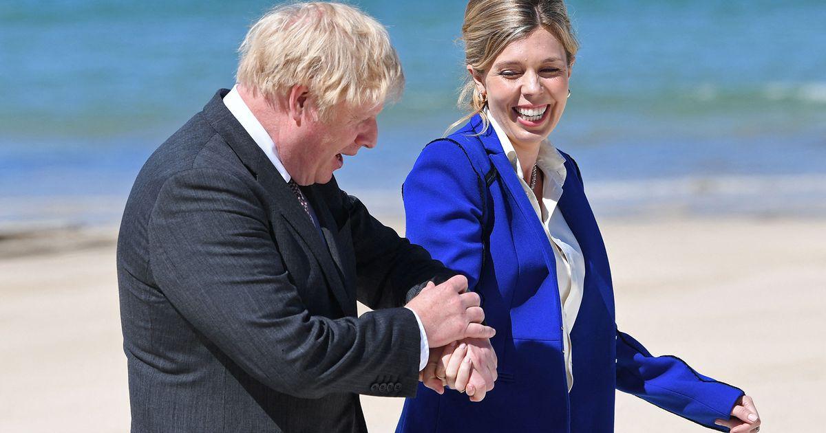 Boris Johnson: Premierminister im Baby-Glück: Er wird zum siebten Mal Vater