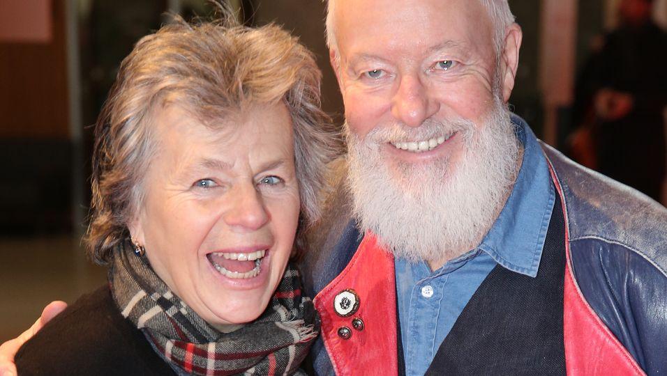 Bill Mockridge & Margie Kinsky