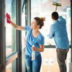Fenster putzen, Hausmittel für Fenster, Haushalt