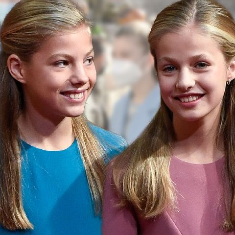 Sofia & Leonor von Spanien: Jugendliche Lässigkeit oder coole Eleganz? Ihre Looks könnten kaum unterschiedlicher sein