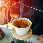 Zubereitung Filterkaffee