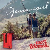 Gewinnspiel Schweiz Tourismus 100% Women