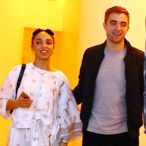 """Mit dieser Liebe war nicht zu rechnen, aber zwischen """"Vampir"""" Robert Pattinson und Rapperin FKA Twigs ist es was richtig Ernstes!"""