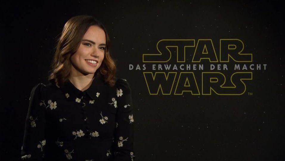 "Sie tritt die ""Prinzessin Leia""-Nachfolge an"