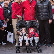 Jacques & Gabriella von Monaco, Charlene von Monaco, Fürst Albert
