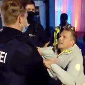 Oliver Pocher - Er wird bei Pietro Lombardi von der Polizei abgeführt