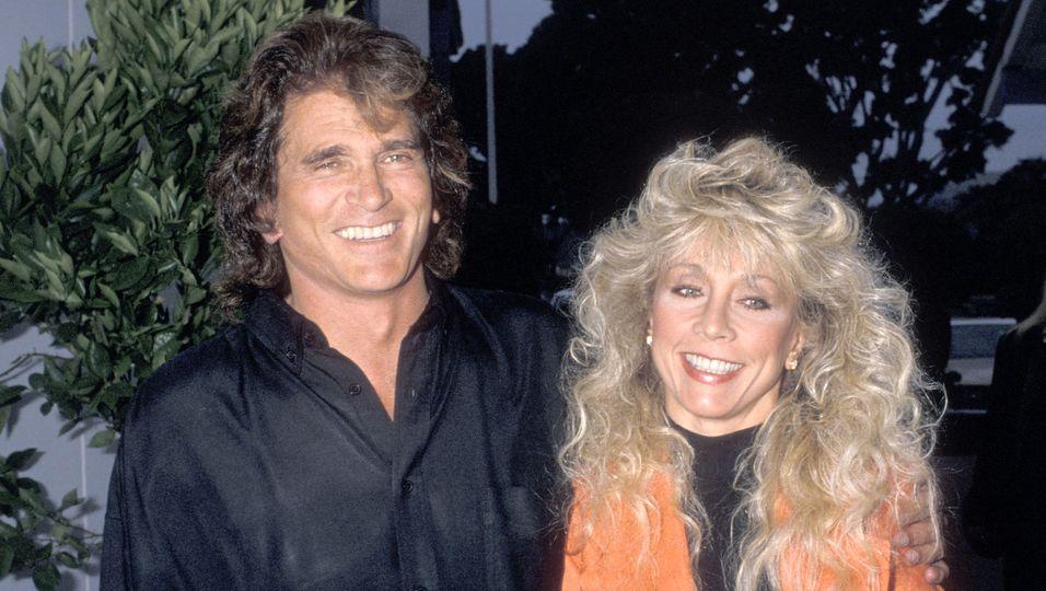Michael Landons und Cindy Landon