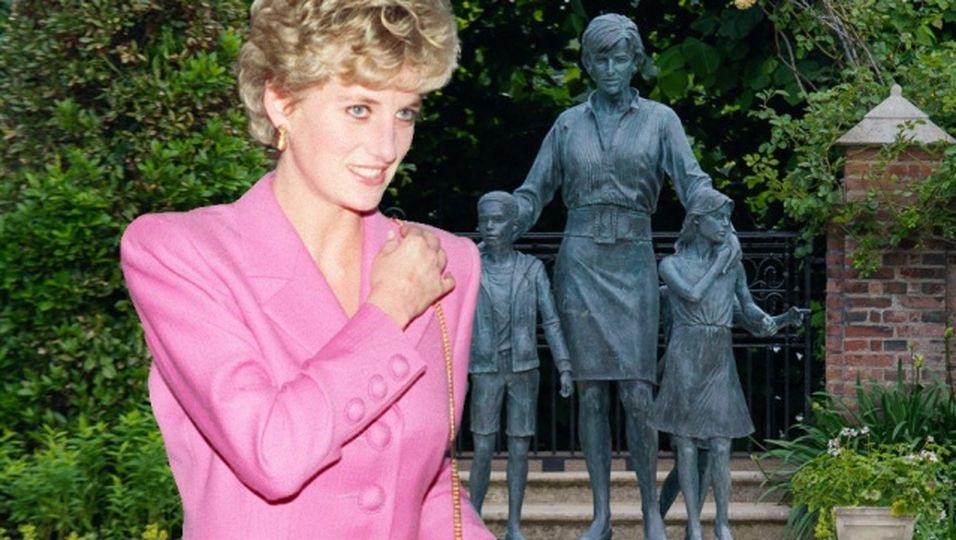 Die versteckten Botschaften ihrer Statue