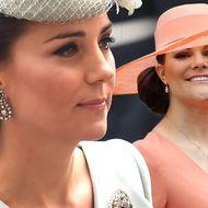 royale Schummeleien, Herzogin Kate, Victoria von Schweden