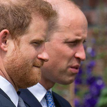 Prinz William & Prinz Harry - Nach Fest zu Dianas Ehren: Die Brüder-Krise verschärft sich